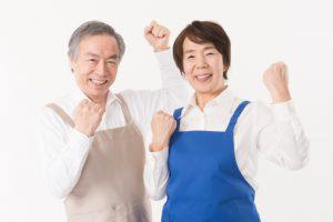 シニア夫婦|自宅で出来る仕事